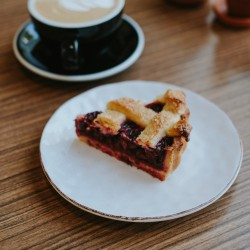 Tarta cherry pie